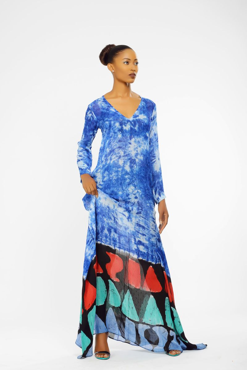 Amede The Lady Collection Lookbook - Bellanaija - November2014002