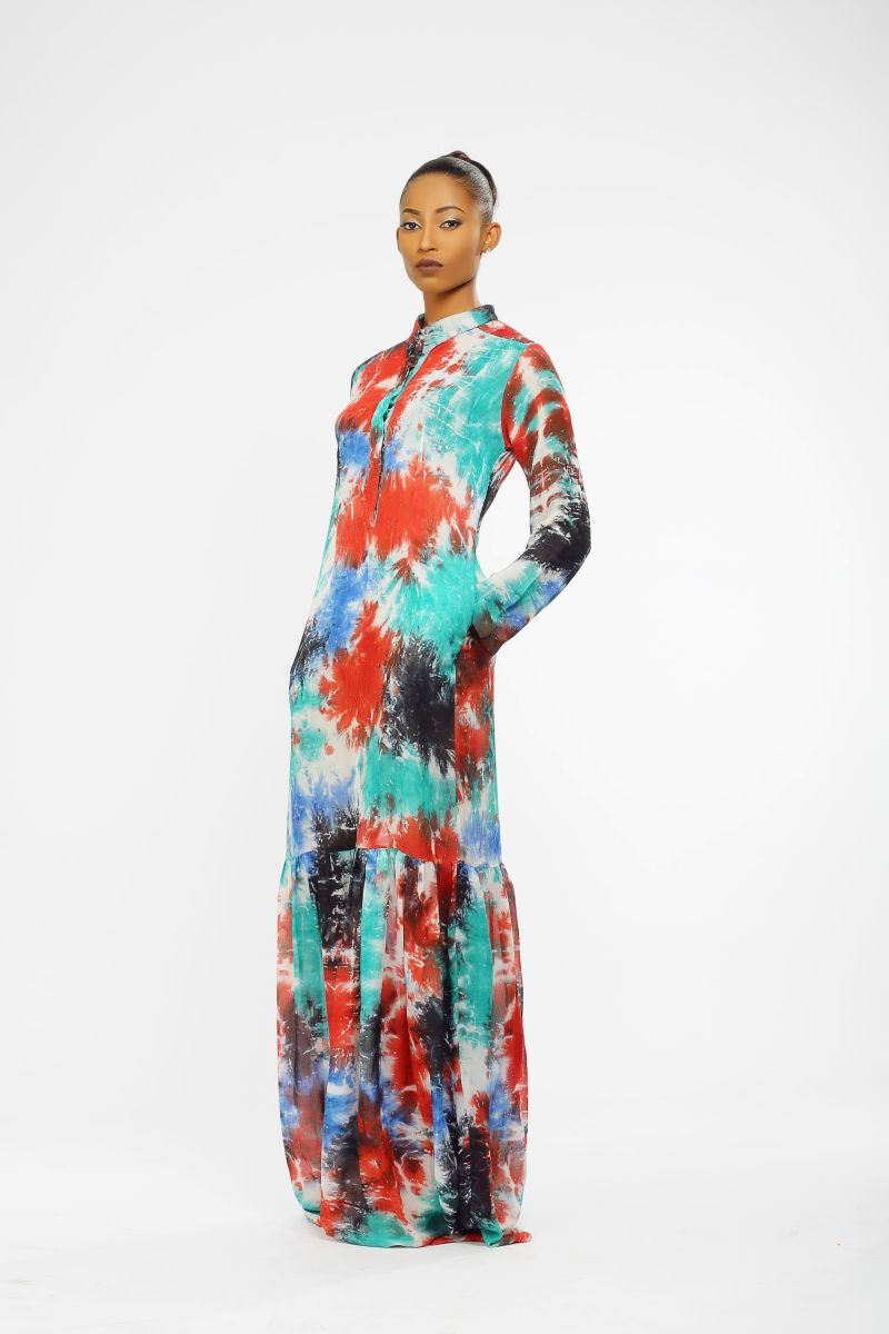 Amede The Lady Collection Lookbook - Bellanaija - November2014003