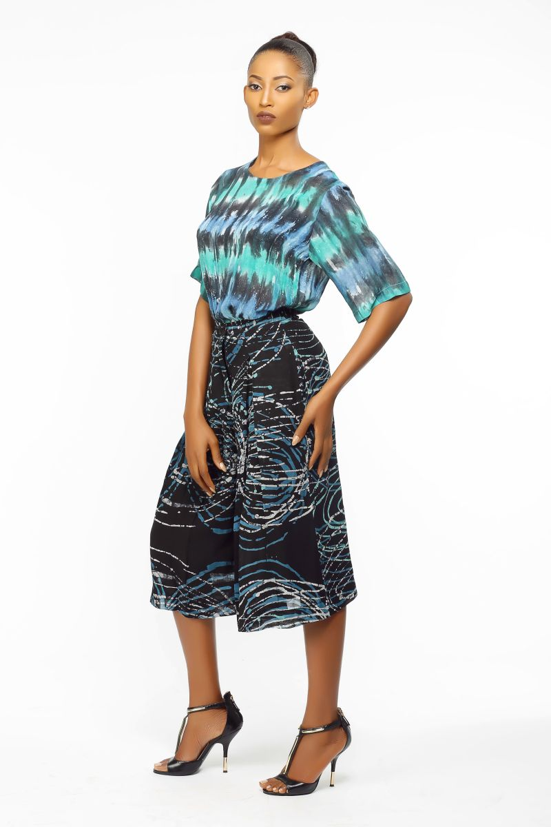 Amede The Lady Collection Lookbook - Bellanaija - November2014010