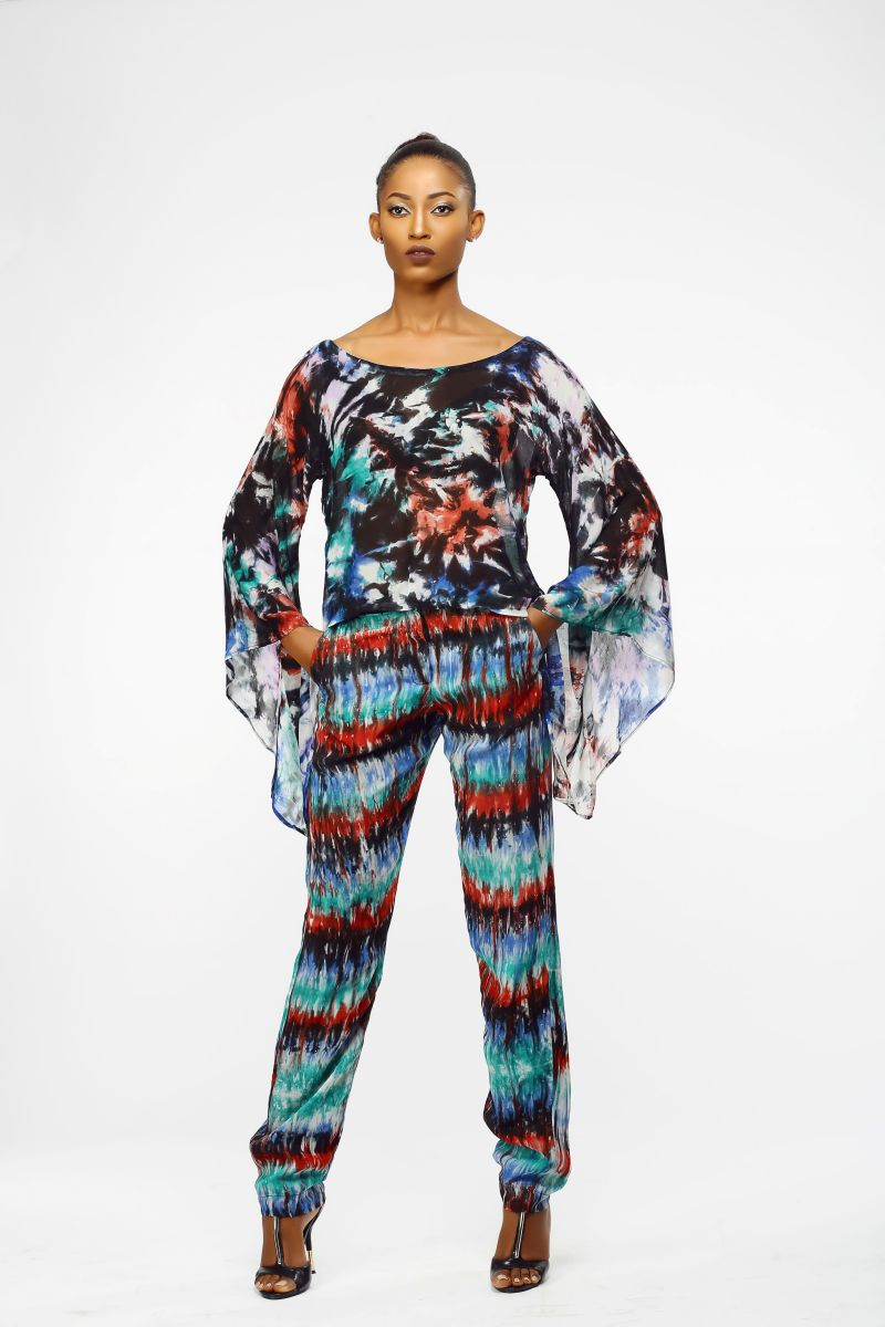 Amede The Lady Collection Lookbook - Bellanaija - November2014011