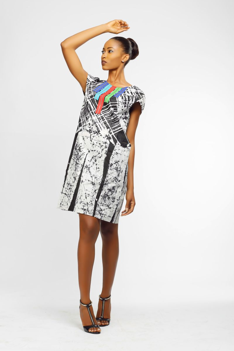 Amede The Lady Collection Lookbook - Bellanaija - November2014019