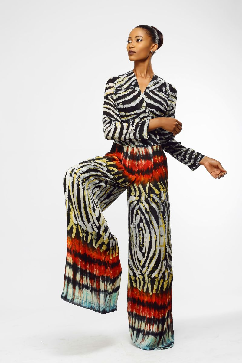 Amede The Lady Collection Lookbook - Bellanaija - November2014020