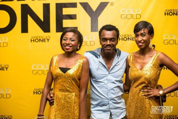 American Honey Cold Gold Party - Bellanaija - November2014002
