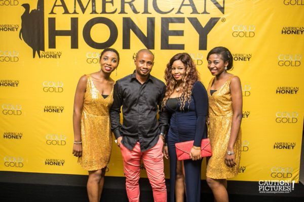 American Honey Cold Gold Party - Bellanaija - November2014008