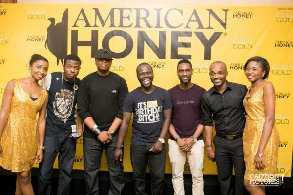 American Honey Cold Gold Party - Bellanaija - November2014010