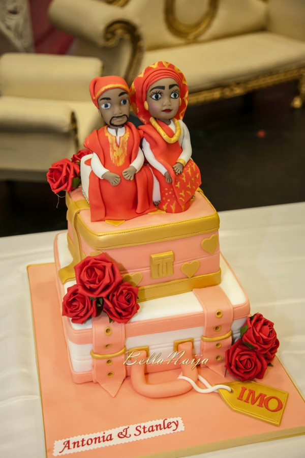 Antonia & Stanley | Yoruba & Igbo Nigerian Wedding | BellaNaija 003