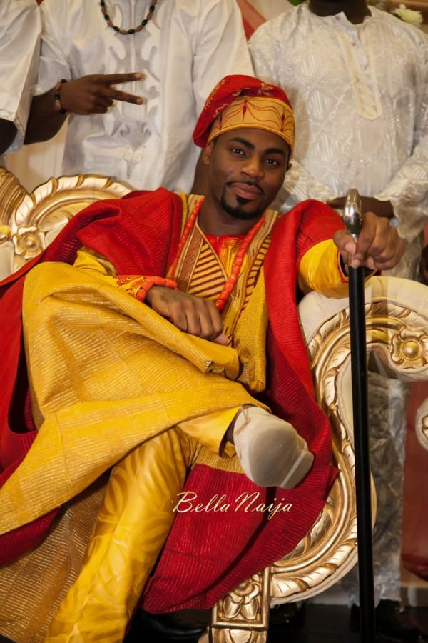Antonia & Stanley | Yoruba & Igbo Nigerian Wedding | BellaNaija 005