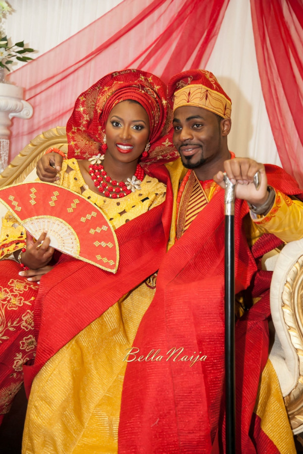 Antonia & Stanley | Yoruba & Igbo Nigerian Wedding | BellaNaija 017