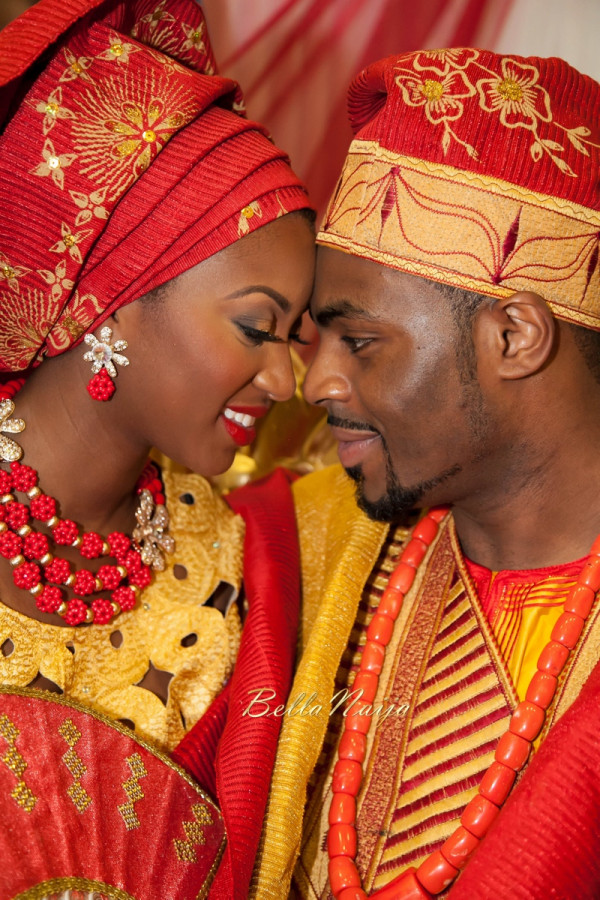 Antonia & Stanley | Yoruba & Igbo Nigerian Wedding | BellaNaija 018