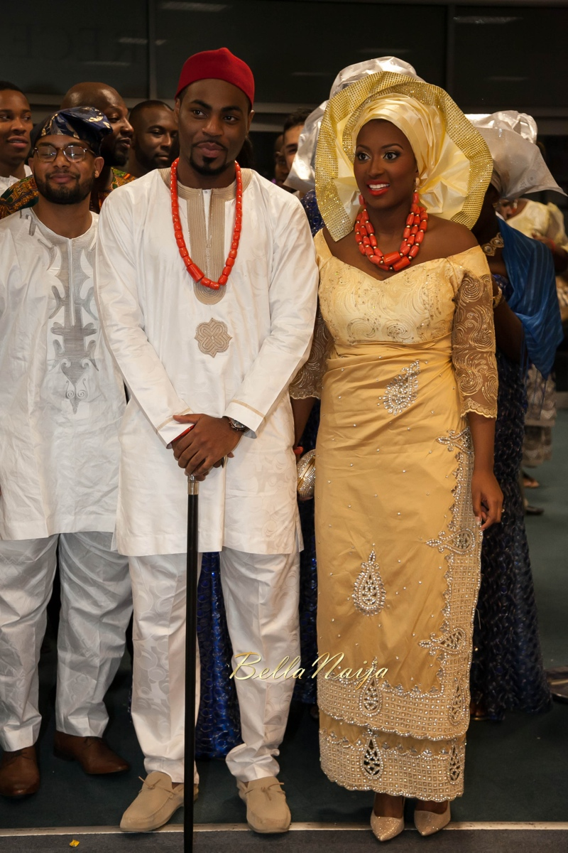 Bella Naija Traditional Wedding