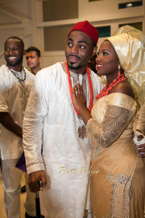 Antonia & Stanley | Yoruba & Igbo Nigerian Wedding | BellaNaija 036