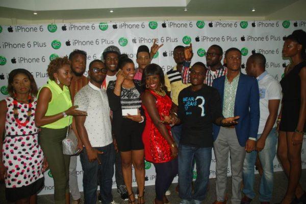 Apple and Globacom launc iPhone 6 in Lagos - Bellanaija - Novemner 2014 (1)