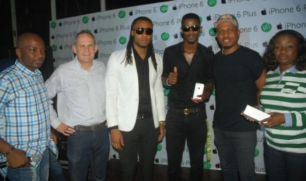 Apple and Globacom launc iPhone 6 in Lagos - Bellanaija - Novemner 2014 (3)