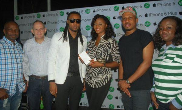 Apple and Globacom launc iPhone 6 in Lagos - Bellanaija - Novemner 2014 (4)