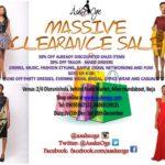 Asake Oge Fashion Sales Party - BellaNaija - November 2014