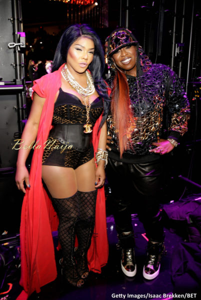 Lil Kim & Missy Elliot