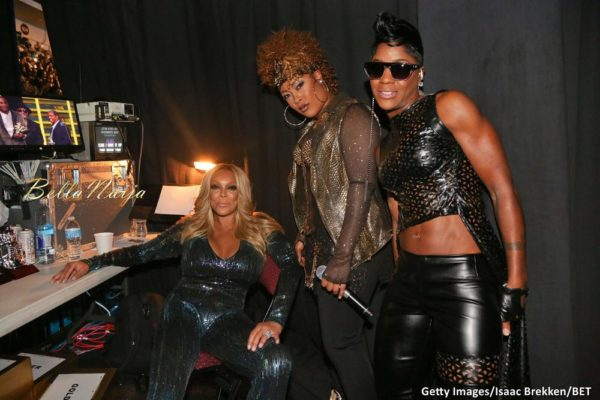 Wendy Williams, da Brat & MC Lyte