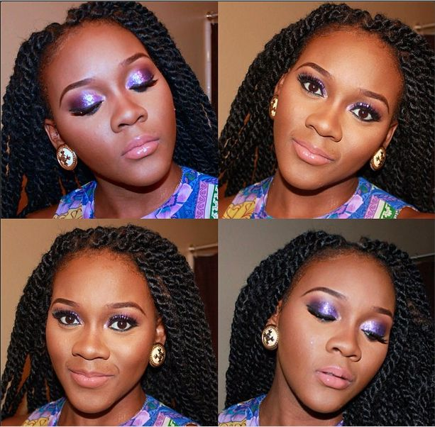 Baby Shower Makeup Tutorial Enibaby4 - Bellanaija - November 2014001