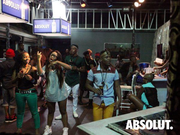 Big Brother Hotshots Absolut Vodka Party - Bellanaija - November2014050