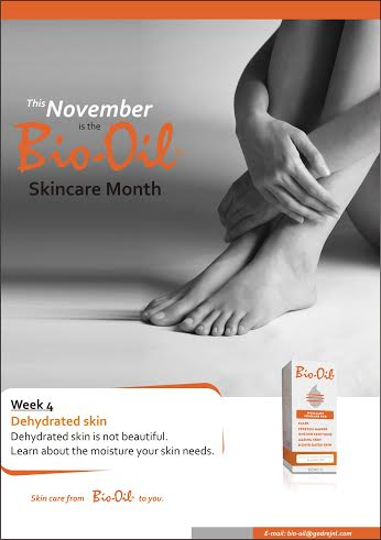 Bio-Oil Skincare Month - BellaNaija - November 2014