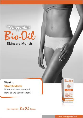 Bio Oil Skincare Month - Bellanaija - November 2014