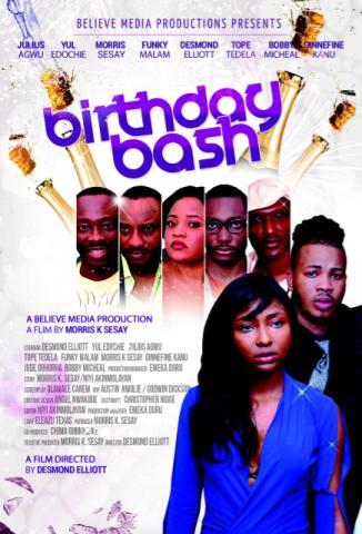 Birthday Bash Movie - Bellanaija - November 2014