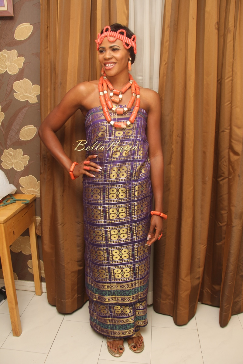 Okagbare wedding