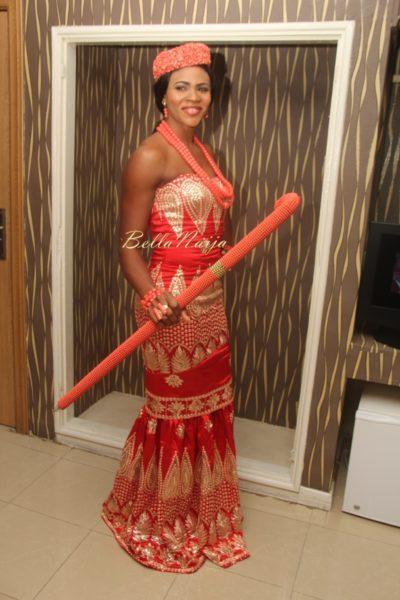 Blessing Okagbare & Igho Otegheri Wedding | BellaNaija | November 2014 016.IMG_3732