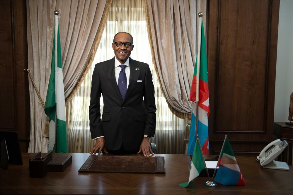 Image result for buhari the candidates nta