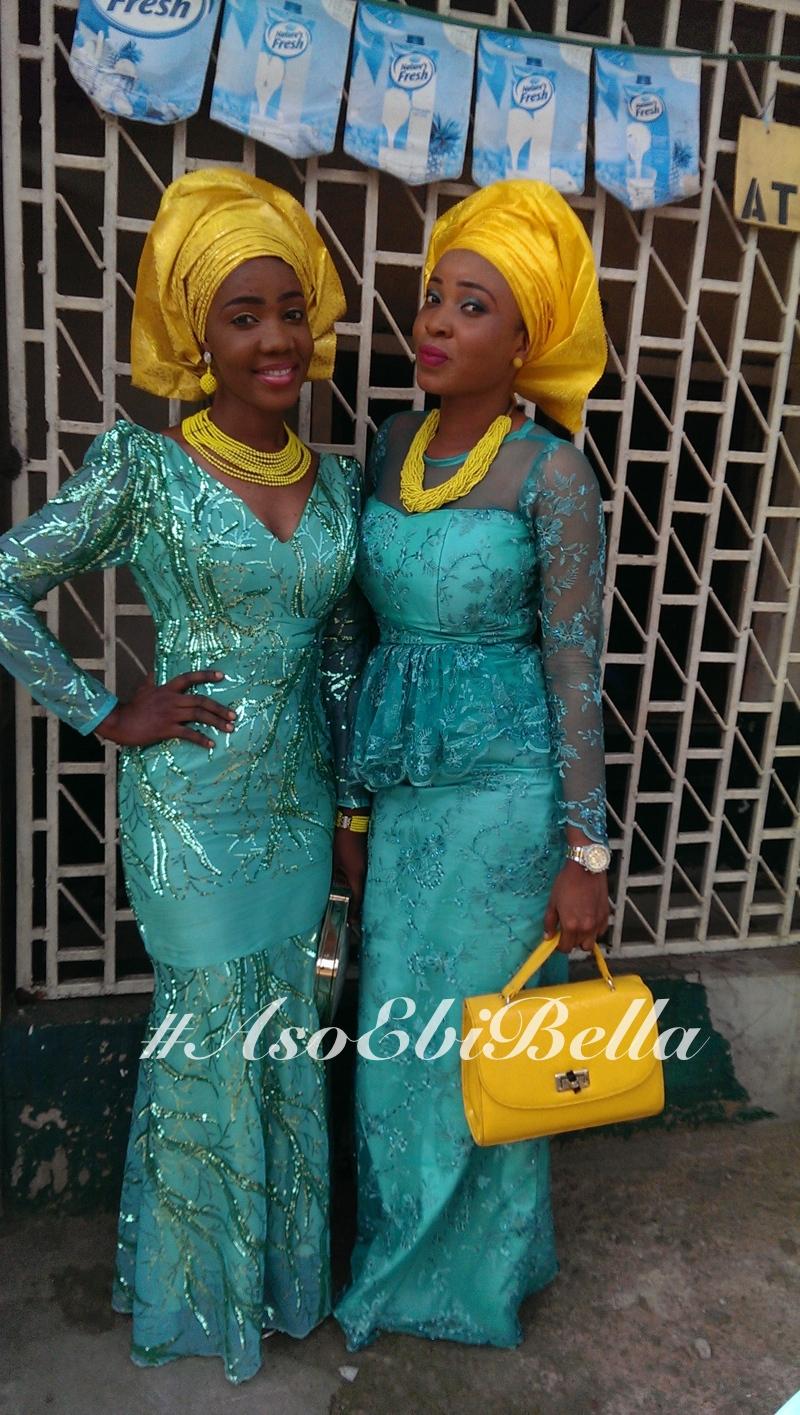 Bunmi.Seyi and Shola sheeba
