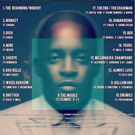 Chairman album