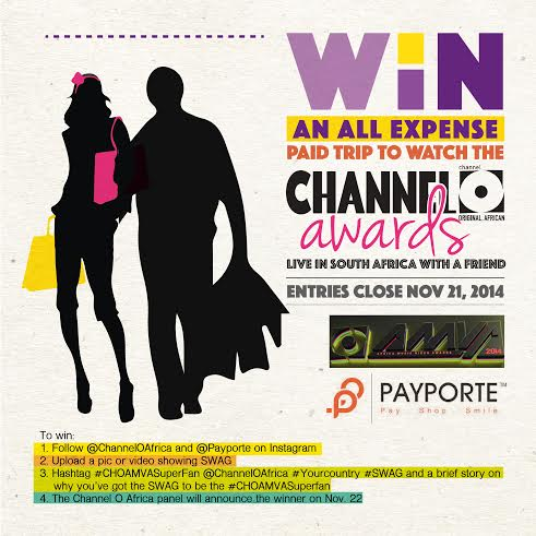 Channel O Awards - BellaNaija - November 2014
