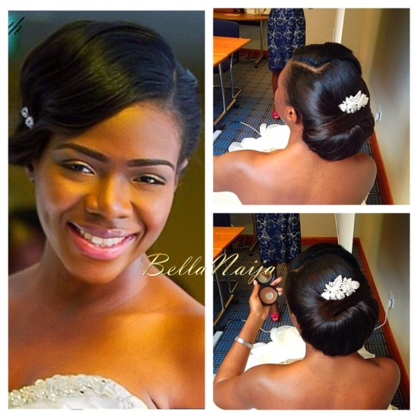 Bn Bridal Beauty Quot Hair Is Art Quot Charis Hair Bellanaija