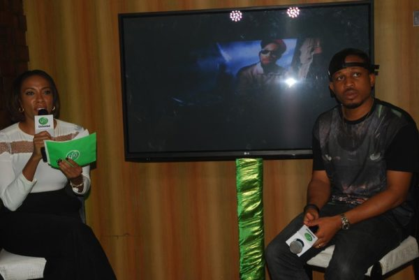 Glo Ambassador, Naeto C on the hot seat at Industry Nite