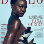 Danai Gurira for Bello Magazine - Bellanaija- November 2014