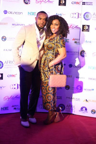 Enyinna Nwigwe & Rita Dominic