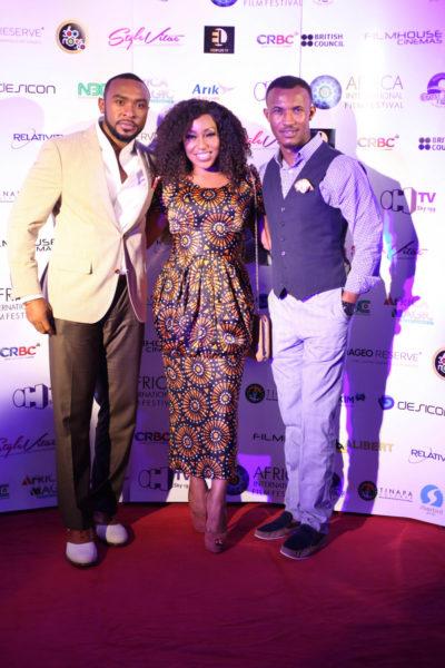 Enyinna Nwigwe, Rita Dominic & Gideon Okeke