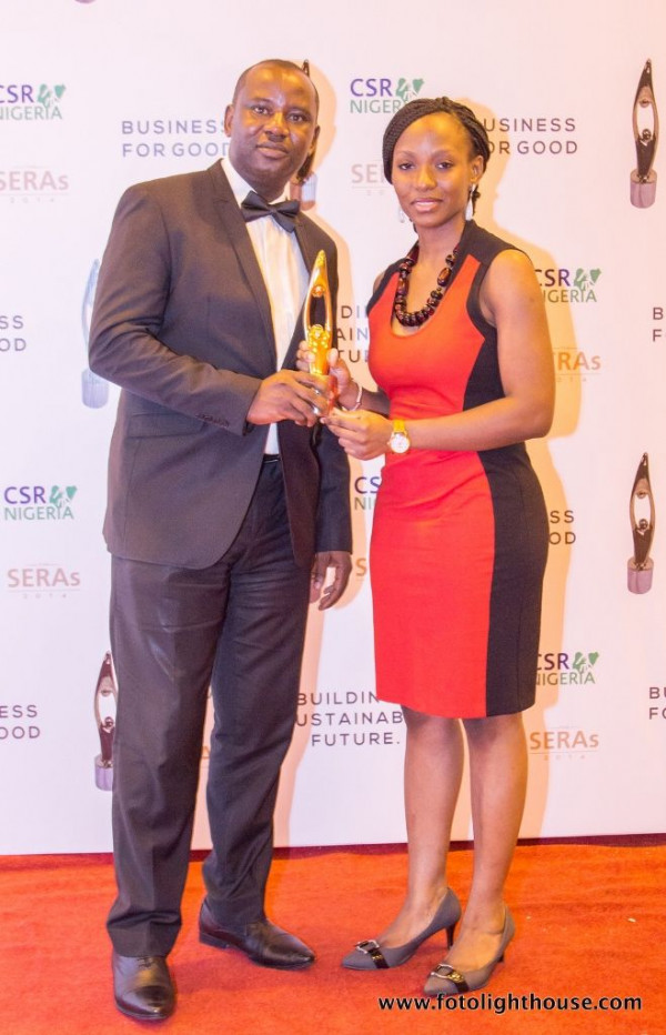 Etisalat Nigeria at Social Enterprise Reports and Awards - Bellanaija - November2014012