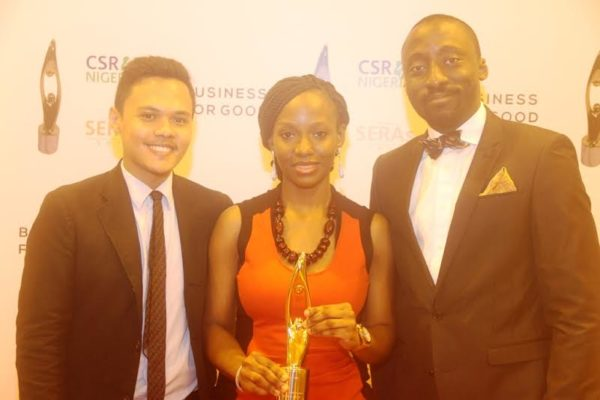 Etisalat Nigeria at Social Enterprise Reports and Awards - Bellanaija - November2014014