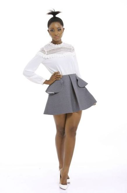 Ezinne Chinkata's Zinkata Lookbook - BellaNaija - November 2014