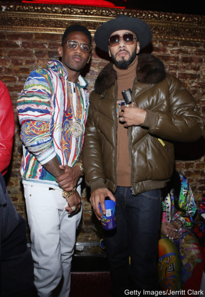 Fabolous & Swizz Beatz