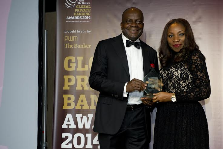 "Fidelity Private Banking wins Financial Times ""Best Private Bank Award 2014"" - Bellanaija - November 2014001"