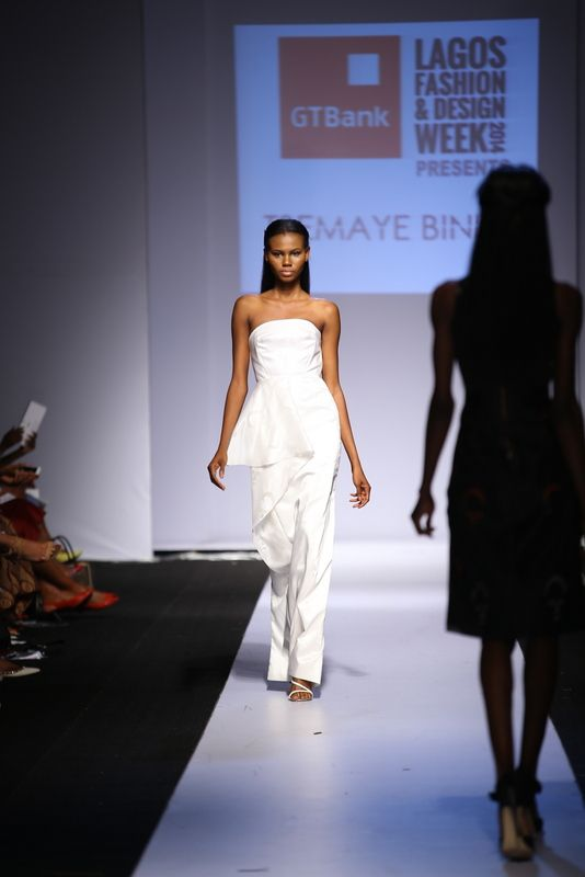 GTBGTBank Lagos Fashion & Design Week 2014 Tsemaye Binitie - Bellanaija - October2014023