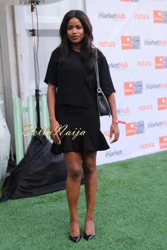 GTBank Lagos Fashion & Design Week 2014 Day 3 Red Carpet - Bellanaija - November2014002