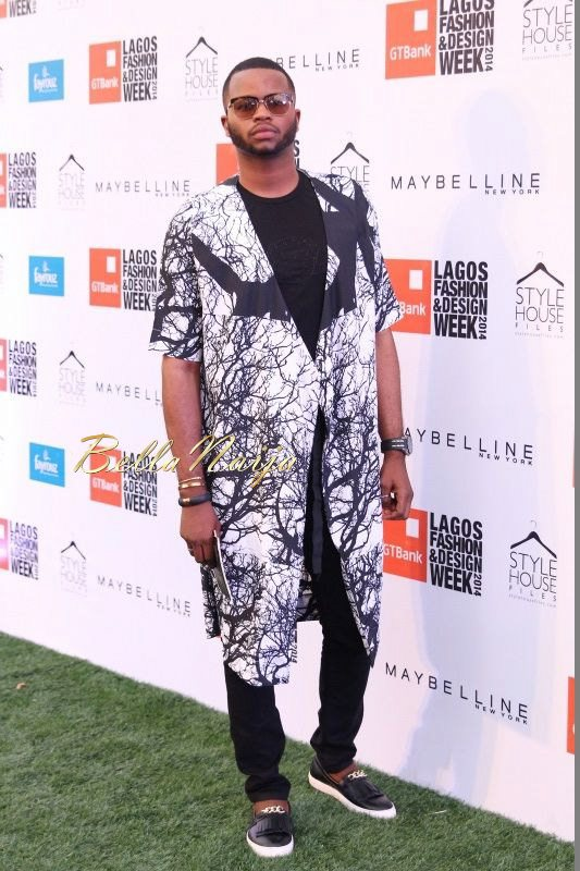 GTBank Lagos Fashion & Design Week 2014 Day 3 Red Carpet - Bellanaija - November2014006