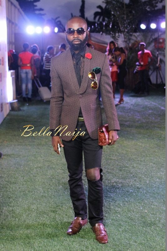 GTBank Lagos Fashion & Design Week 2014 Day 3 Red Carpet - Bellanaija - November2014008