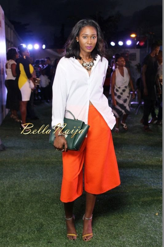 GTBank Lagos Fashion & Design Week 2014 Day 3 Red Carpet - Bellanaija - November2014010
