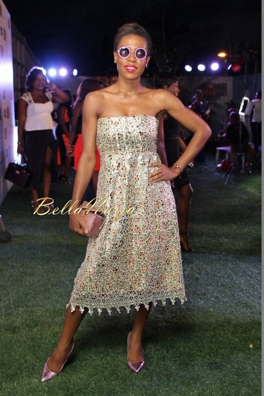 GTBank Lagos Fashion & Design Week 2014 Day 3 Red Carpet - Bellanaija - November2014012