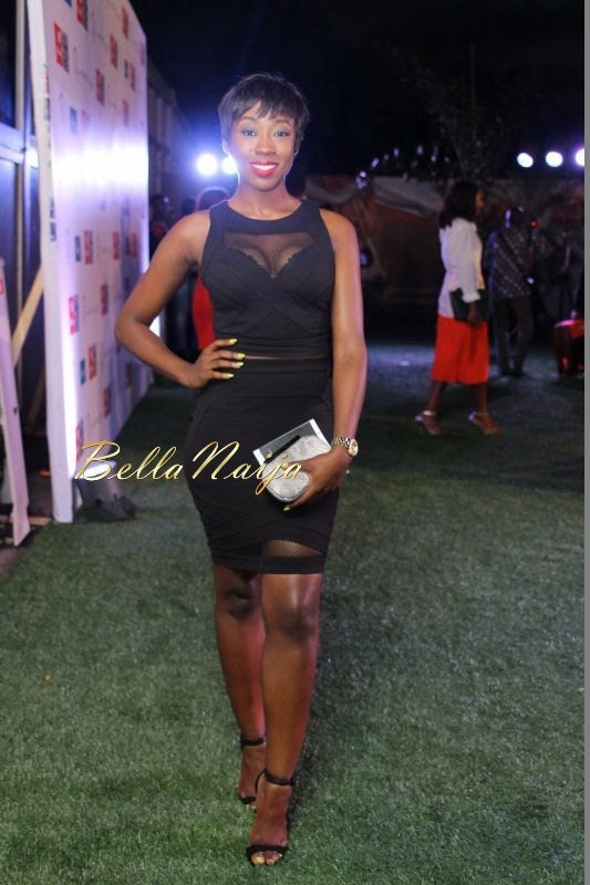 GTBank Lagos Fashion & Design Week 2014 Day 3 Red Carpet - Bellanaija - November2014013