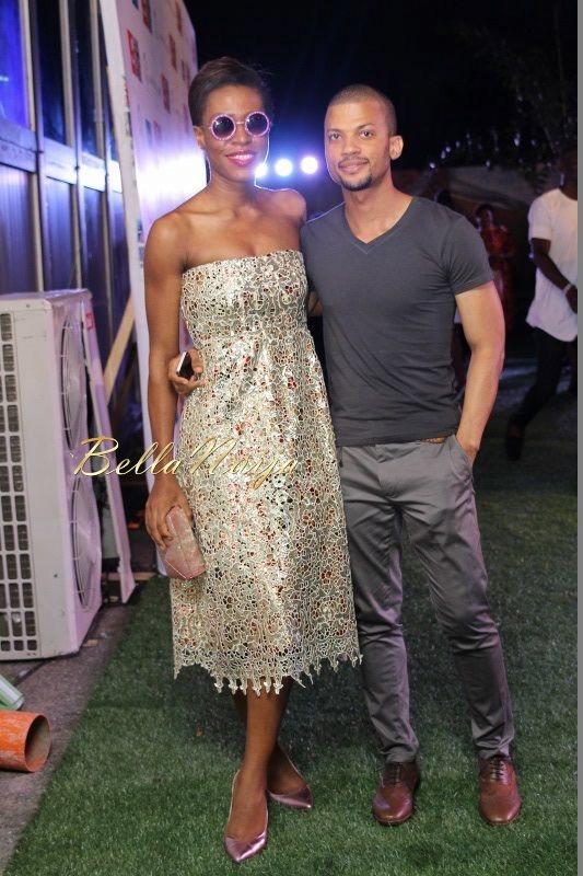 GTBank Lagos Fashion & Design Week 2014 Day 3 Red Carpet - Bellanaija - November2014015